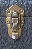 Antique latch Stock Image