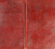 Antique leather. As a background and texture Stock Photo