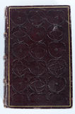 Antique leather book Royalty Free Stock Photography