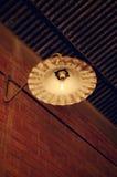 Antique Light Fitting Stock Image