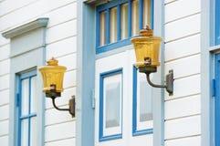 antique lighting Στοκ Φωτογραφία