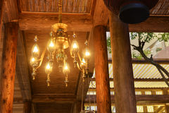 antique lighting Στοκ Εικόνες