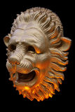 Antique lion Royalty Free Stock Photo