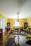 Antique living room Royalty Free Stock Images