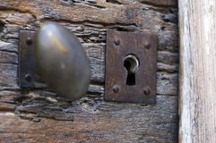 Antique lock Stock Photography