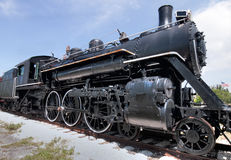 Antique Locomotive Royalty Free Stock Images