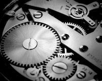 Antique looking clock Royalty Free Stock Photos