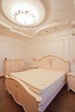 Antique luxury bedroom Stock Photos