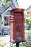 The Antique Mailbox Stock Images