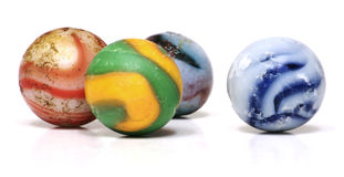 Antique Marbles Royalty Free Stock Image