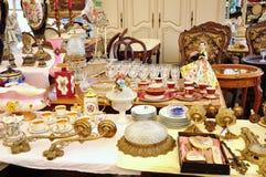 Antique market Stock Image