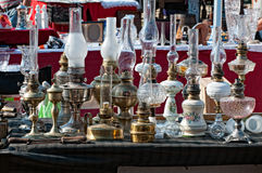 Antique Market Stock Image