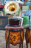 Antique Market Royalty Free Stock Photo