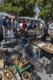 Antique Market Place du Palais de Justice Stock Images