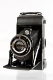 Antique Medium Format Camera Royalty Free Stock Photos