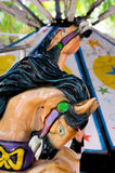 Antique Merry Go Round Carnival Ride Stock Photos