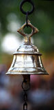 Antique metal bell Stock Image