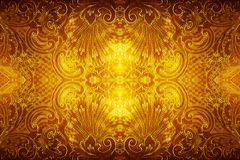 Antique metal design background Royalty Free Stock Image