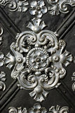 Antique metal decorations Stock Image