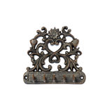 Antique metal hanger. Stock Photography