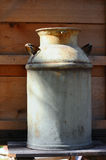 Antique Milk Can Stock Photos