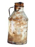 Antique milk jug Stock Images