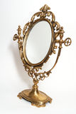 Antique mirror Royalty Free Stock Photography