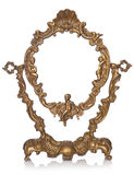 Antique mirror Stock Photography