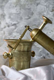Antique Mortar And Grinder