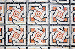 Antique mosaic Royalty Free Stock Image