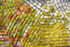 Antique mosaic Royalty Free Stock Images