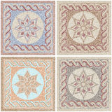 Antique mosaic. Mosaic tiles in antique style royalty free illustration