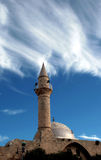 Antique mosque in old Akko Royalty Free Stock Photography