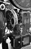 Antique Movie Projector Royalty Free Stock Image