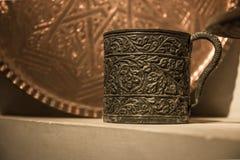 Antique mug Royalty Free Stock Images