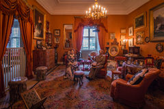 Antique museum room Stock Photography