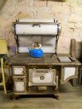 Antique Naptha Kerosene Fired Stove Royalty Free Stock Photography