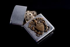 Antique Navy Lighter Royalty Free Stock Images