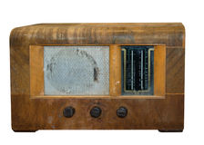 Antique New Zealand Radio Royalty Free Stock Images