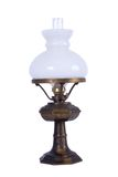 Antique oil lamp Stock Photography
