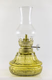 Antique oil lamp Stock Images