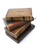 Antique old books Royalty Free Stock Photography