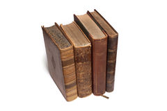Antique old books Stock Images
