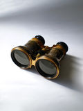 Antique opera binoculars Royalty Free Stock Photo