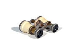 Antique opera glasses Royalty Free Stock Photography