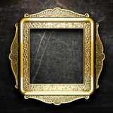 Antique ornament frame Royalty Free Stock Photography