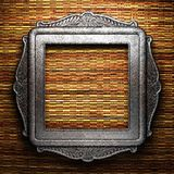 Antique ornament frame Royalty Free Stock Images