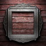 Antique ornament frame Stock Photography