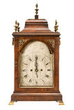 Antique ornate desktop clock Stock Photos