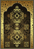 Antique ottoman gold design